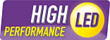 HighPerformance LED logo
